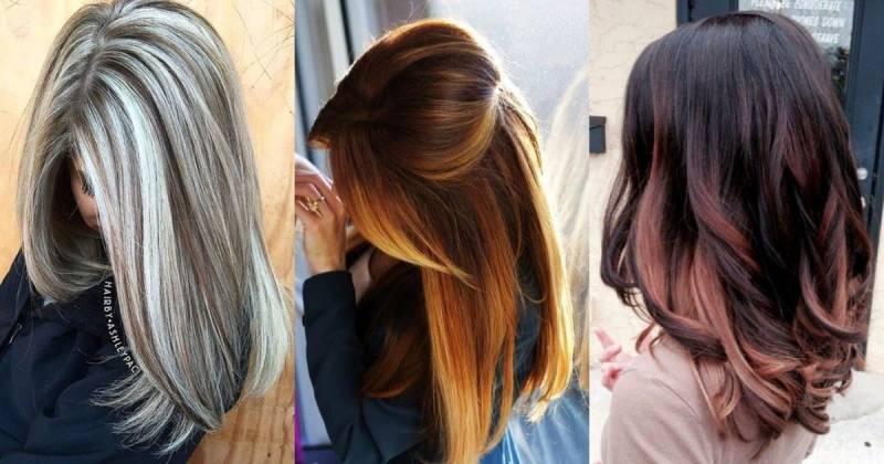 Какая технология мелирование волос