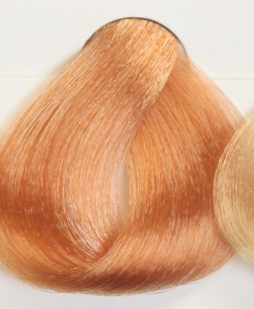 Медный блонд краска для волос